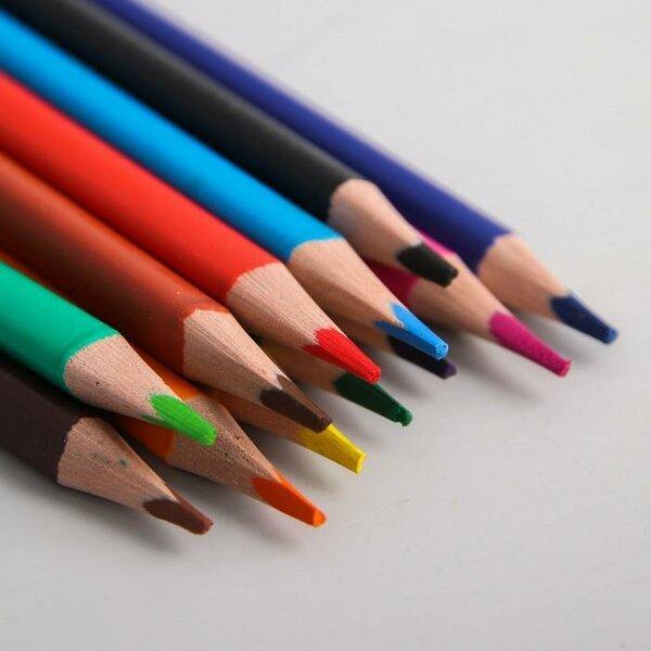 Pieštukai, flomasteriai