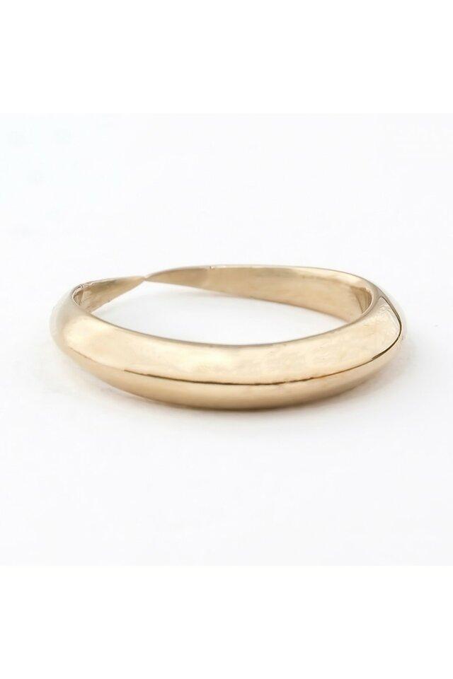 Žalvarinis žiedas, 18mm.