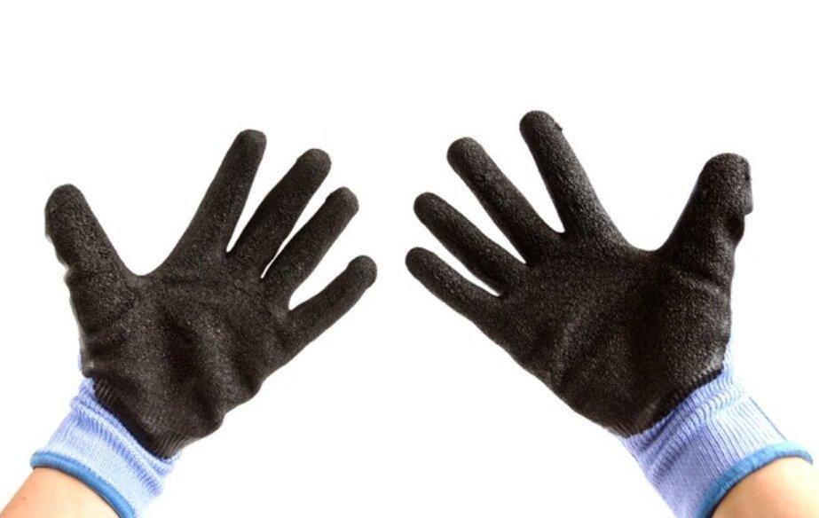 Darbo pirštinės – svarbi apsauga mūsų rankoms